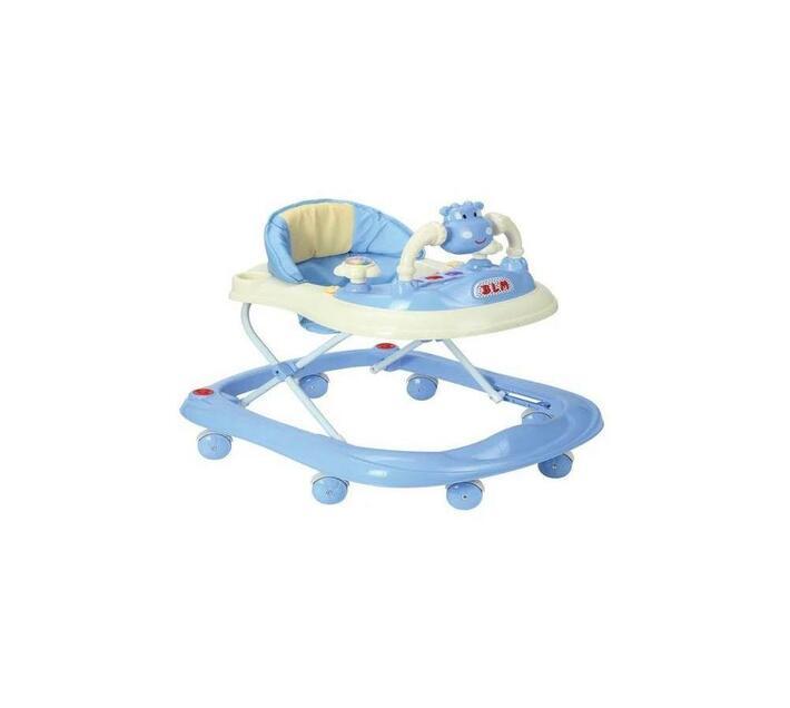 So Moo-ch Fun Baby Walker – Blue