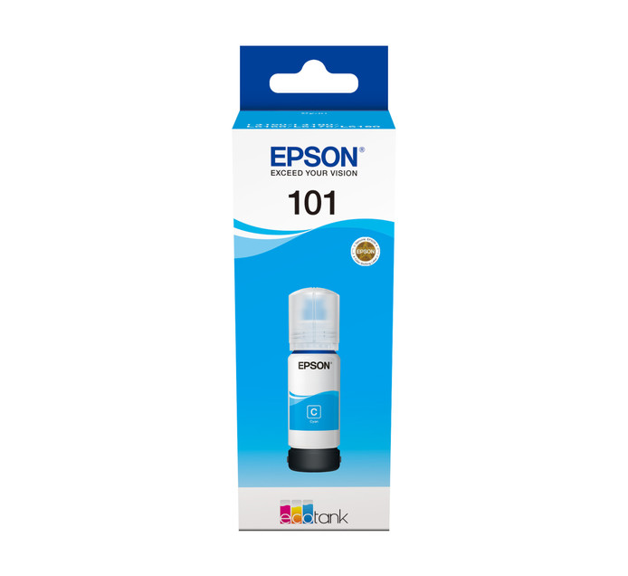 Epson 101 EcoTank 70ml T6641 Cyan Ink