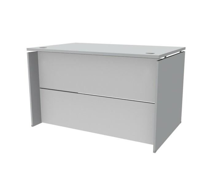 Elite Platinum Desk With SM