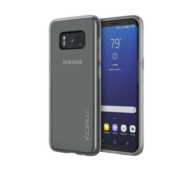 Incipio NGP Pure Case Samsung Galaxy S8 Cover (Clear)