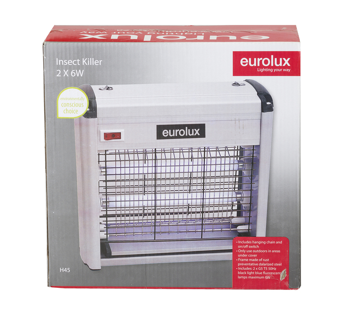 Eurolux 12 W Insect Killer
