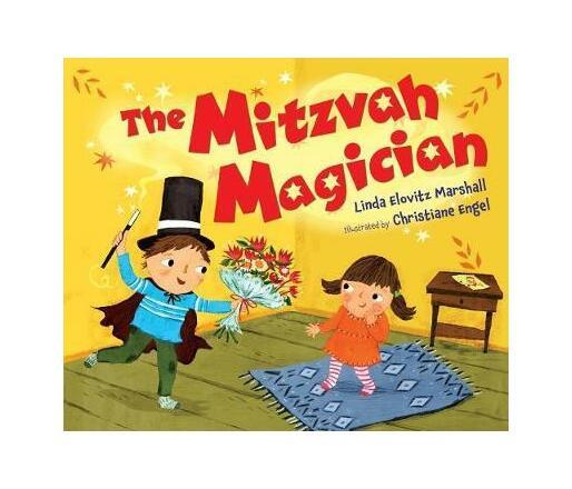 The Mitzvah Magician