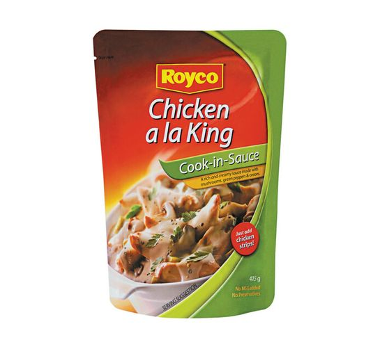 Royco Cook in Sauce Chicken A La King (1 x 415g)