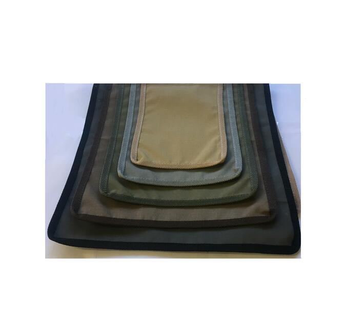 Patio Solution Covers Gas Braai Cover Medium - Charcoal Ripstop UV 320grm
