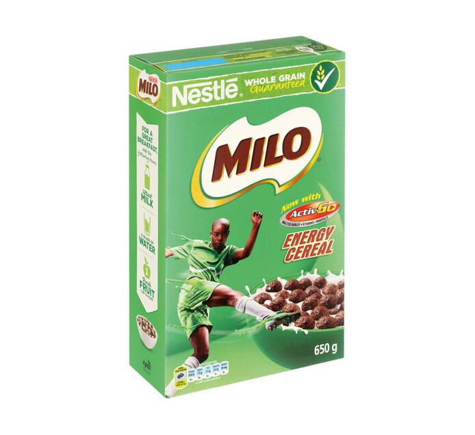 Nestle Milo Wholegrain (1 x 650g)