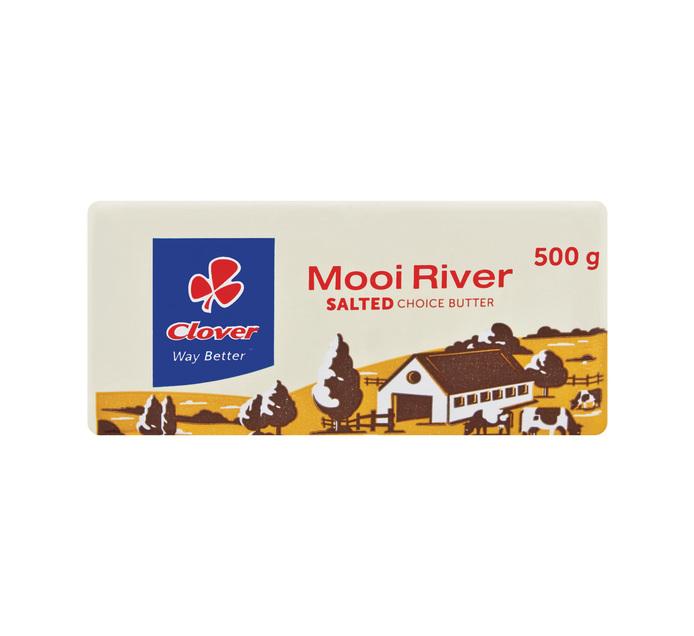 Clover Mooi River Butter Salted (10 x 500g)
