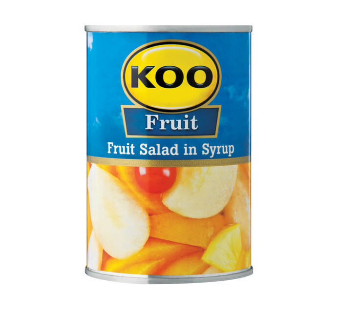 KOO Fruit Salad in Syrup (1 x 410g)