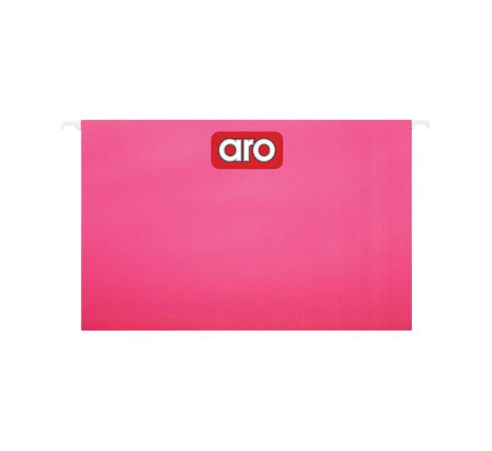 ARO Suspension Files Pink 25 Pack