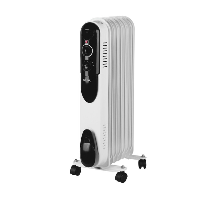 Goldair 7 Fin Slim Oil Heater