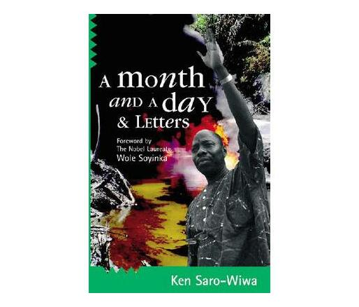 A Month And A Day : & Letters