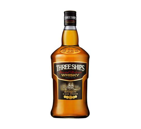 Three Ships Bourbon Cask Whisky (1 x 750ml)