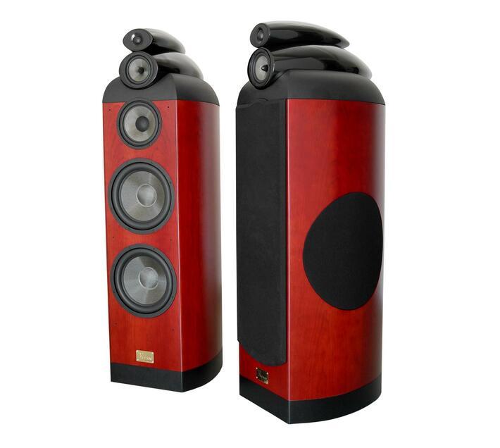 Earthquake Titan Tethys Audiophile Hi-Resolution Stereo Passive Loudspeakers. Sold per Pair