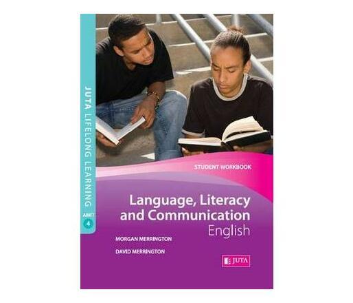 Language, Literacy and Communication: English