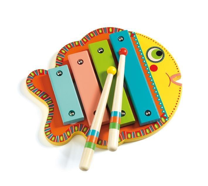 Djeco Musical Instrument- Xylophone