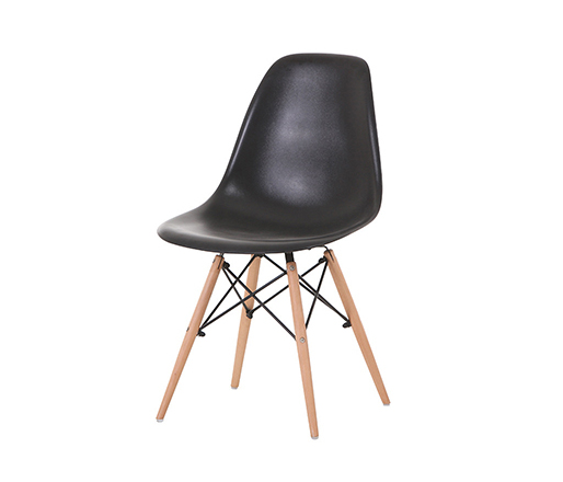 Zedo Wooden Leg Chair White