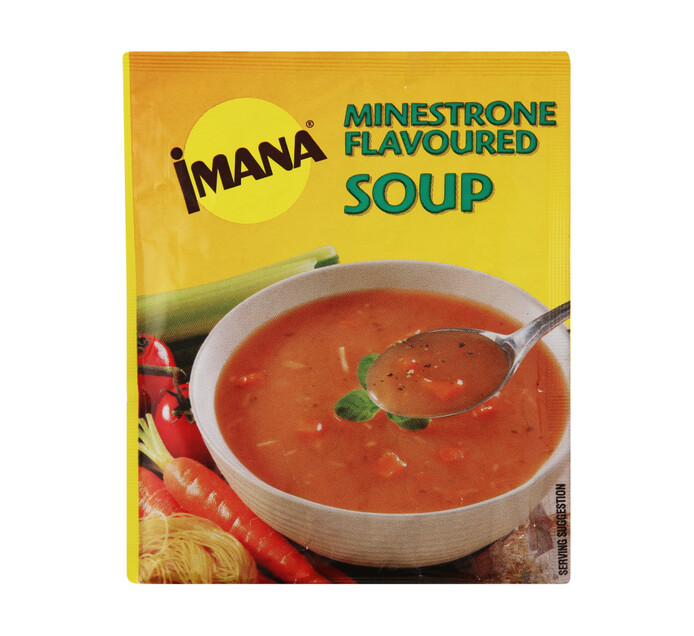 Imana Packet Soup Minestrone (1 x 60g)