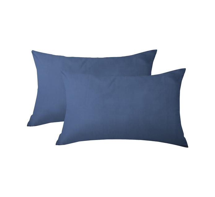 Primaries Standard Pillowcases 2-Pack Denim