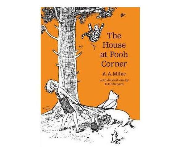 The House at Pooh Corner (Paperback / softback)