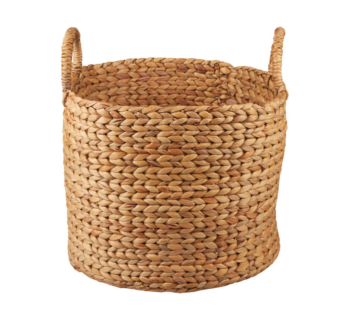 Medium Evo Hyacinth Basket Round