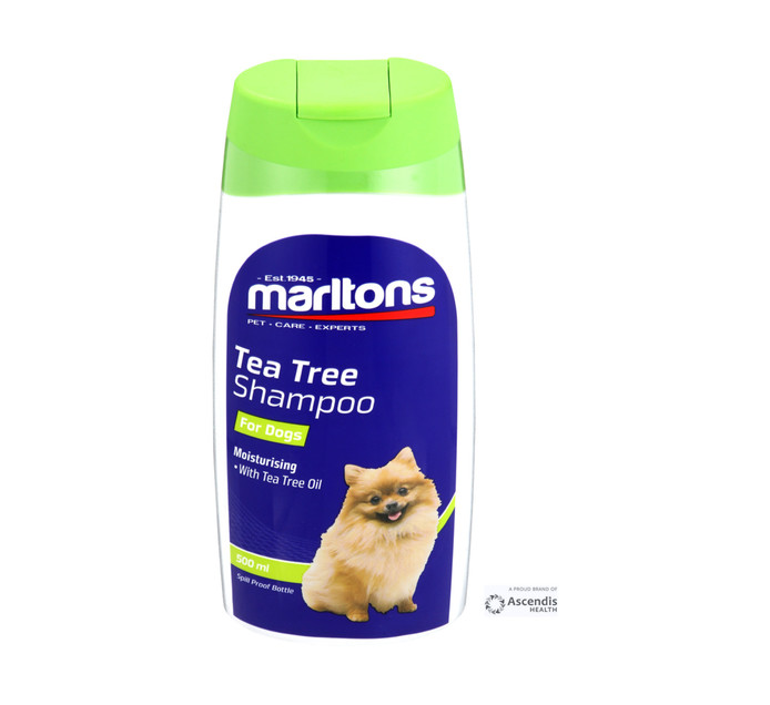 MARLTONS Tea Tree Shampoo (1  x 500ml)