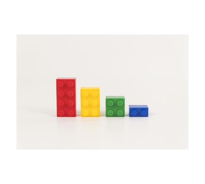 Prime Coloured 1kg Bag of Bricks