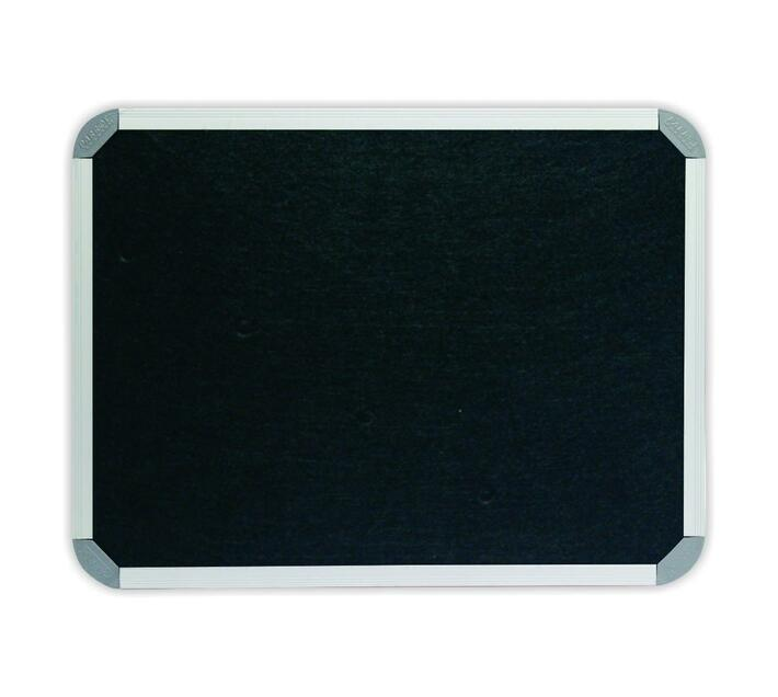 PARROT PRODUCTS Info Board (Aluminium Frame, 600*450mm, Black)