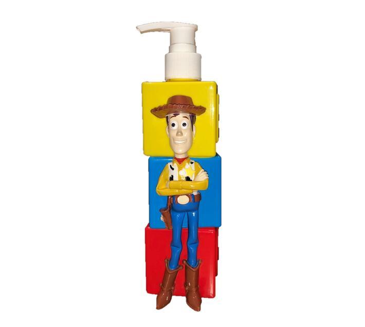 Toy story Woody soap & liquid dispenser pump for kids bathroom accessories 11.3 fl oz
