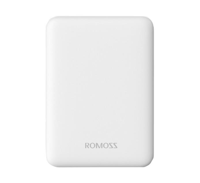 Romoss 5000 mAh Pure 5 Powerbank White