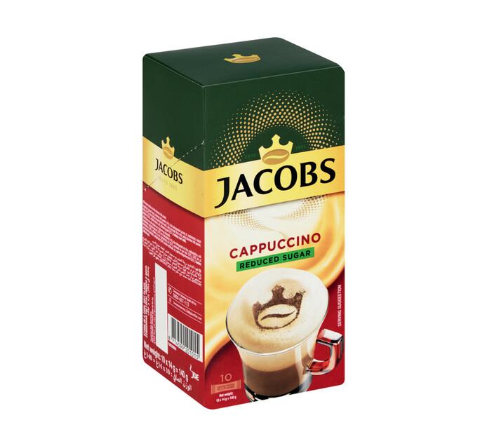 Jacobs Coffee Sticks Reduced Sugar (10 x 14G)
