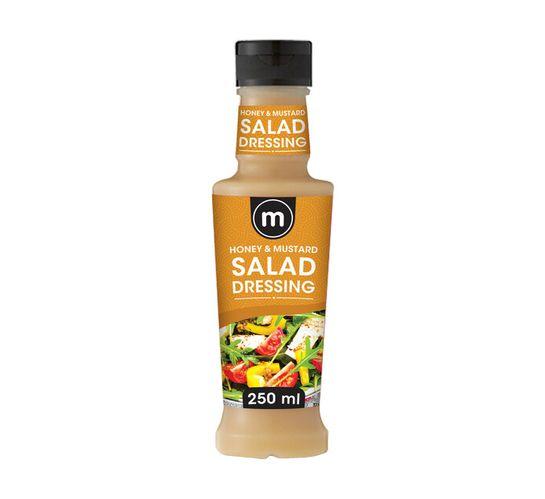 M Brand Salad Dressing Creamy Honey & Mustard (1 x 250ml)