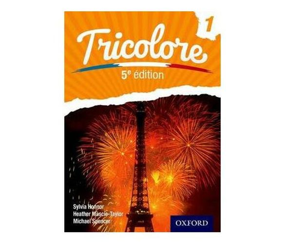 Tricolore 1 (Paperback / softback)
