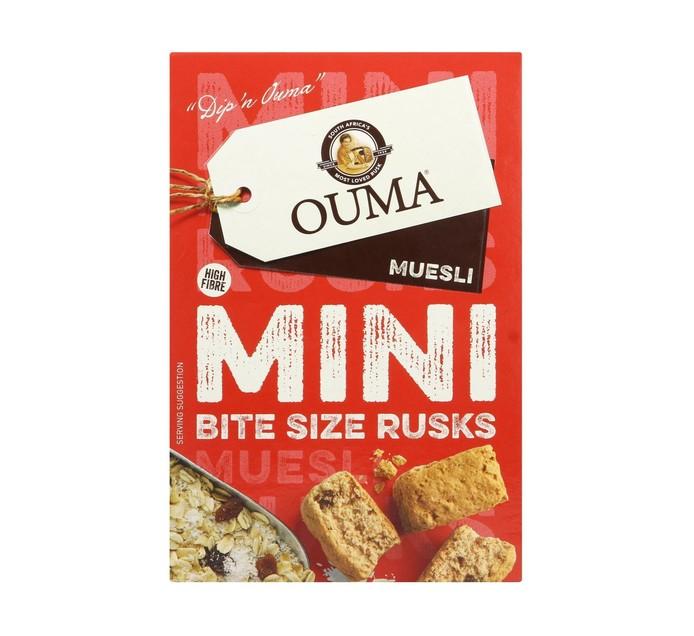 Ouma Mini Bite Size Rusks Muesli (1 x 200g)