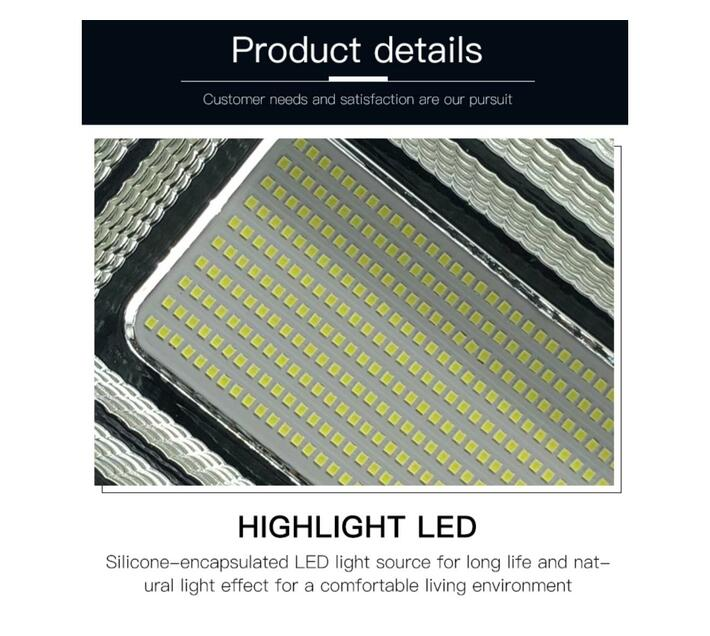 15W Solar Flood Light