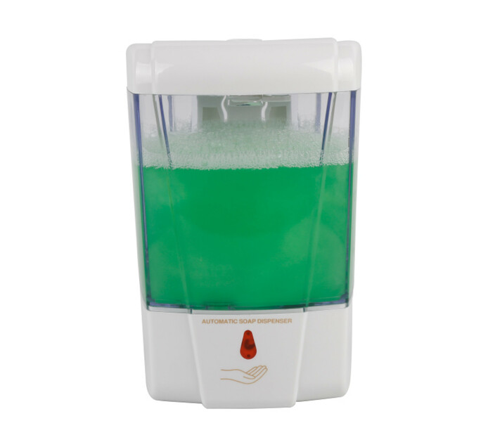 Eiger Wall Mounted Auto Sanitizer Dispenser