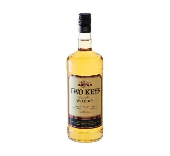 Two Keys Whisky (1 x 1L)