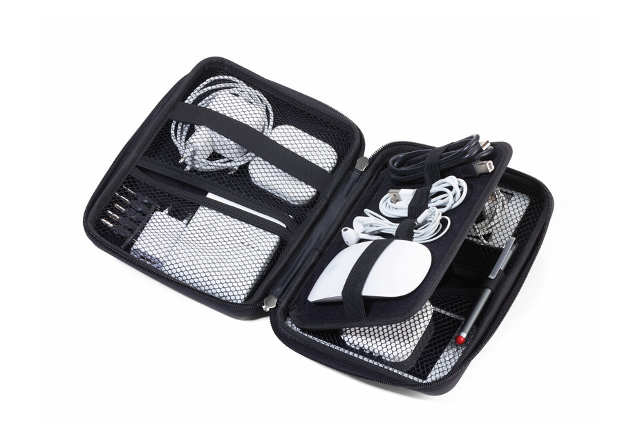 Troika Organiser Case with Zip Everyday Carry EDC CASE