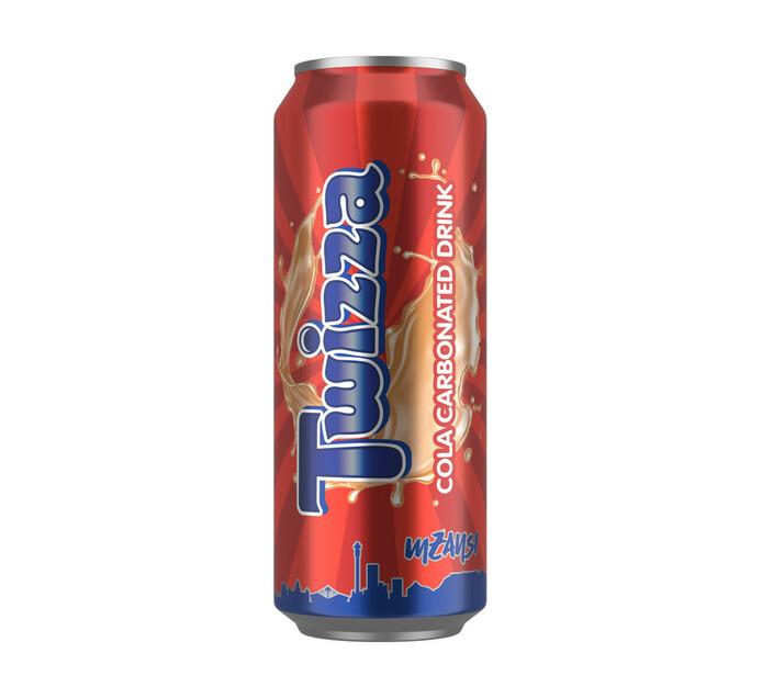 Twizza Twizza Cans Cola (4 X 300g)