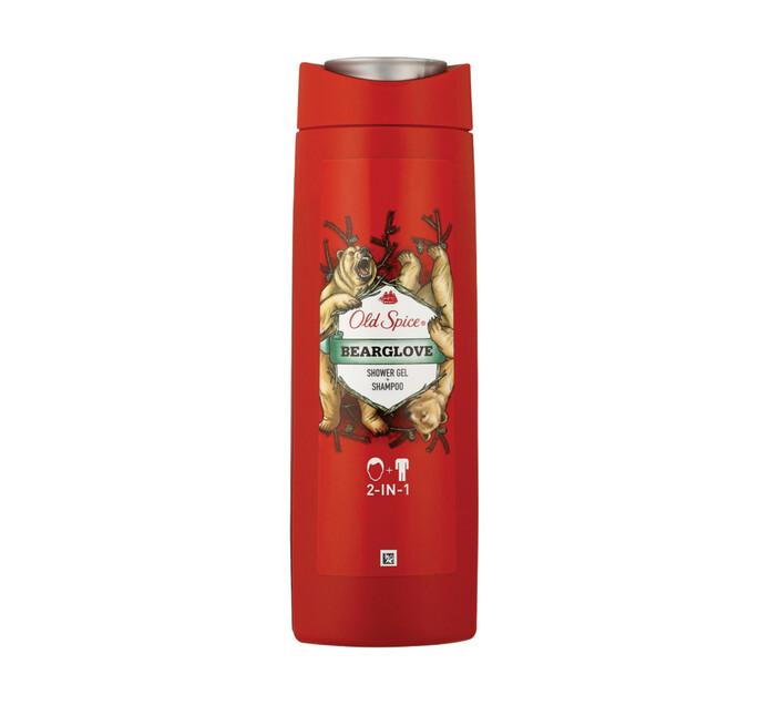 Old Spice Shower Gel Bearglove (6 x 400ml)