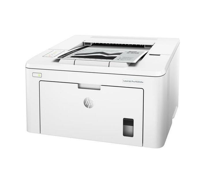 HP LaserJet Pro M203dw - printer - monochrome - laser