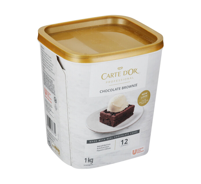 Carte D'or Brownie Mix (1  x 1kg)