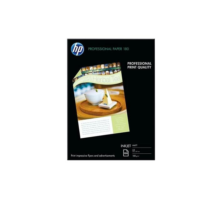 HP Brochure and Flyer Paper Matte paper A4 (210 x 297 mm) 180 g/m²