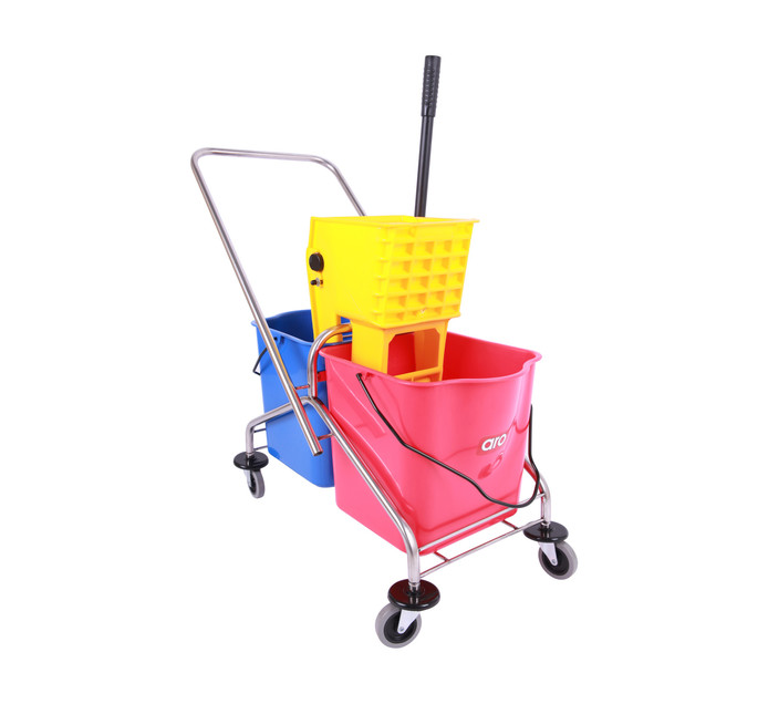 ARO 50 l Double Wringer Trolley