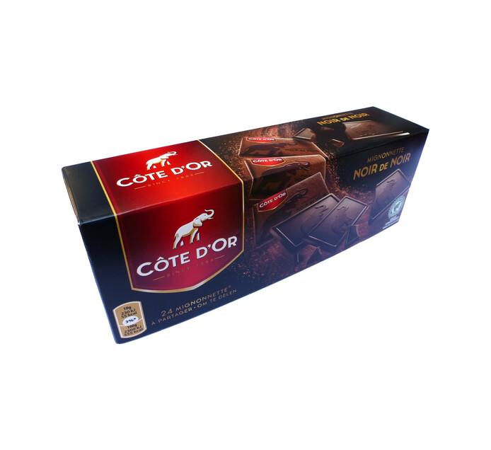 Cote D'or Migonettes Noir De Noir (12 x 240g)