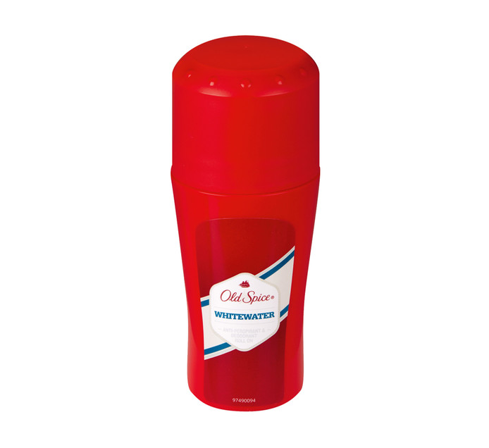 Old Spice Roll On Whitewater (1 x 50ml)