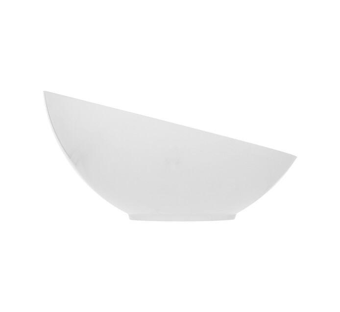 ARO 40 cm Half-Moon Plastic Salad Bowl
