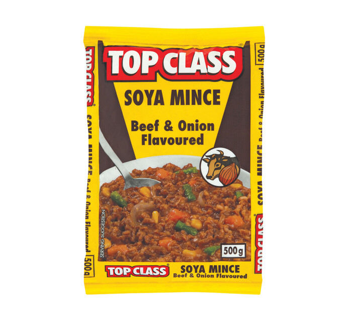 Top Class Soya Mince Beef and Onion (1 x 500g)