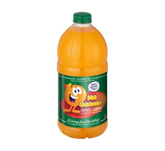 Mr Orange Squash Orange (6 x 2l)