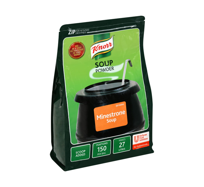Knorr Soup Minestrone (1 x 1.6 kg)