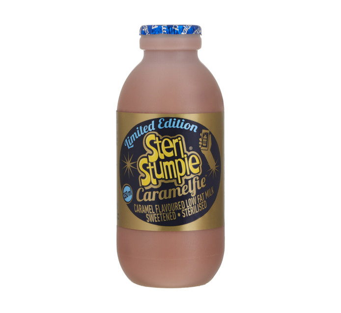 Bonnita Steri-Stumpie Flavoured Long Life Milk Limited Edition (6 x 350ml)