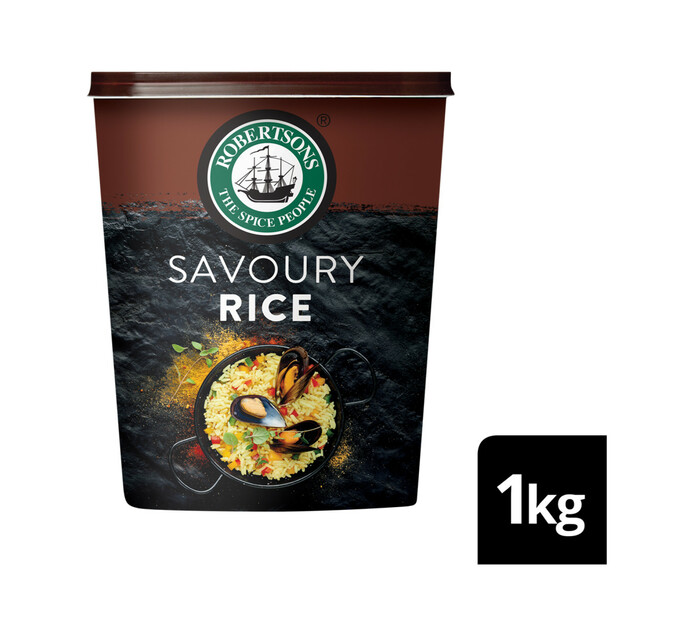 Robertsons Savoury Rice (1 x 1kg)